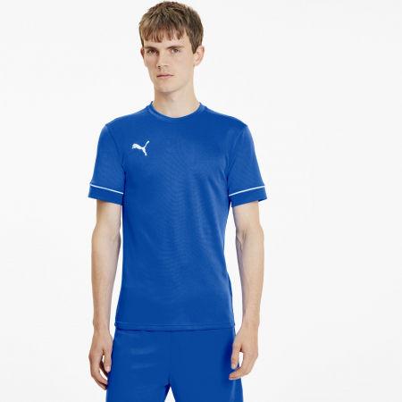 Koszulka sportowa męska - Puma TEAM GOAL TRAINING JERSEY CORE - 3