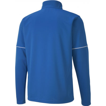 Мъжки суитшърт - Puma TEAMGOAL 1 4 ZIP TOP CORE - 2