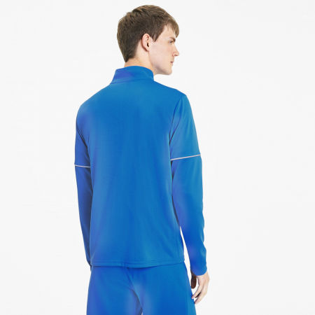 Мъжки суитшърт - Puma TEAMGOAL 1 4 ZIP TOP CORE - 4