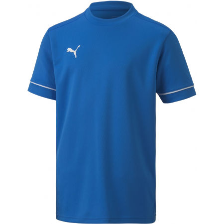 Puma TEAM GOAL TRAINING JERSEY CORE JR - Boys' sports T-shirt