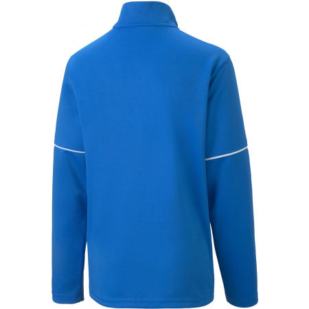 Hanorac de băieți - Puma TEAMGOAL 1 4 ZIP TOP CORE JR - 2