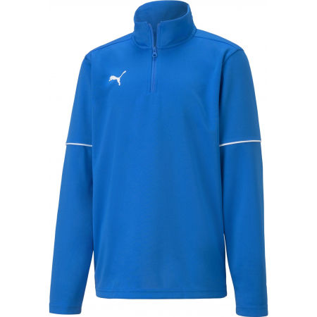Hanorac de băieți - Puma TEAMGOAL 1 4 ZIP TOP CORE JR - 1