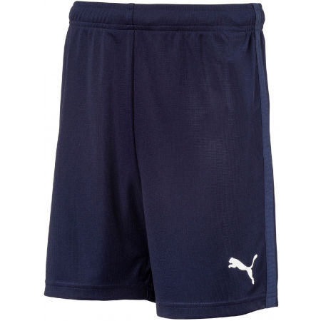 Puma LIGA TRAINING SHORT CORE JR - Pantaloni scurți sport copii