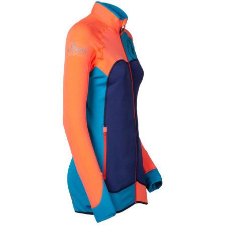 Bluza sportowa termoaktywna damska - Progress REBELIA - 3