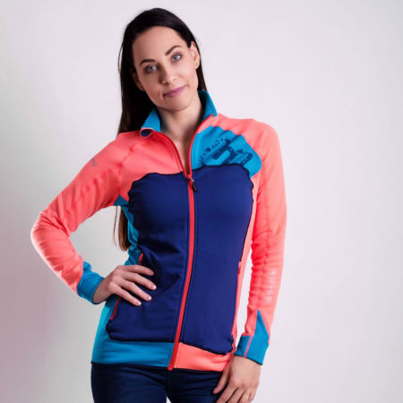 Bluza sportowa termoaktywna damska - Progress REBELIA - 4