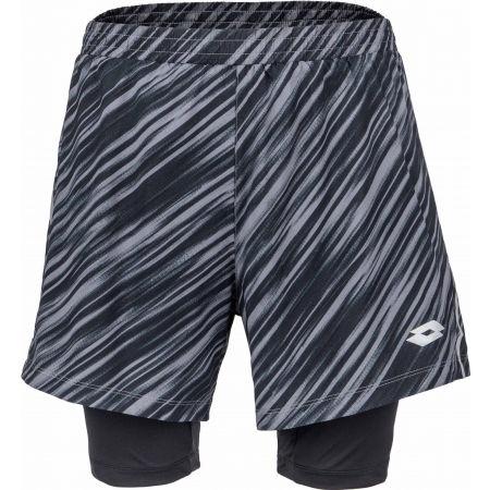 Мъжки къси панталони - Lotto SPEEDRUN III SHORT PRT PL - 2
