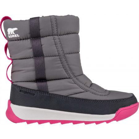 Dětská unisex zimní obuv - Sorel YOUTH WHITNEY II PUFFY M - 3
