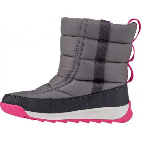 Dětská unisex zimní obuv - Sorel YOUTH WHITNEY II PUFFY M - 4