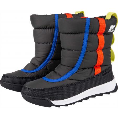Детски зимни обувки за свободното време - Sorel YOUTH WHITNEY II PUFFY M - 2