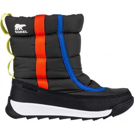 Детски зимни обувки за свободното време - Sorel YOUTH WHITNEY II PUFFY M - 3