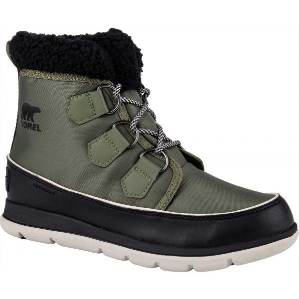 Sorel EXPLORER CARNIVAL  9.5 - Dámská zimní obuv
