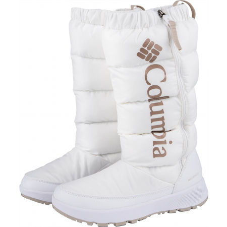 Women's high top winter shoes - Columbia PANINARO OMNI-HEAT - 2