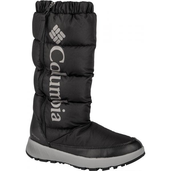 Columbia PANINARO OMNI-HEAT černá 6.5 - Dámské vysoké zimní boty