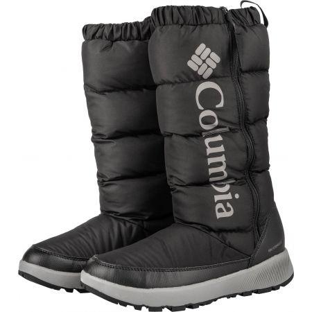 Women's high top winter shoes - Columbia PANINARO OMNI-HEAT - 2
