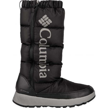 Women's high top winter shoes - Columbia PANINARO OMNI-HEAT - 3