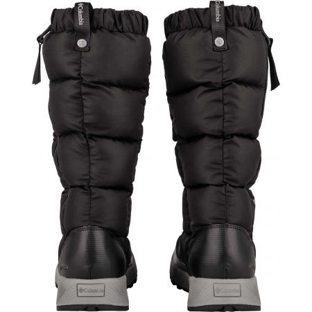 Women's high top winter shoes - Columbia PANINARO OMNI-HEAT - 7