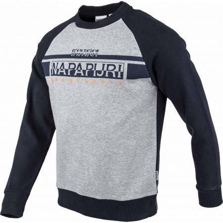 Men's sweatshirt - Napapijri BRILO C - 2