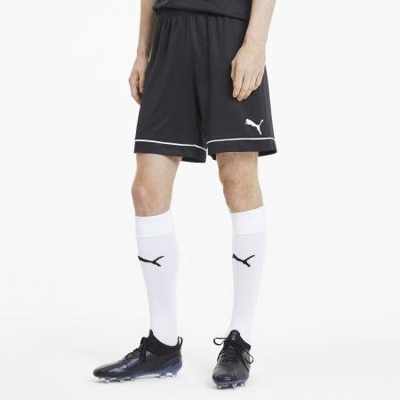 Men's sports shorts - Puma TEAM GOAL TRAINING SHORTS CORE - 3