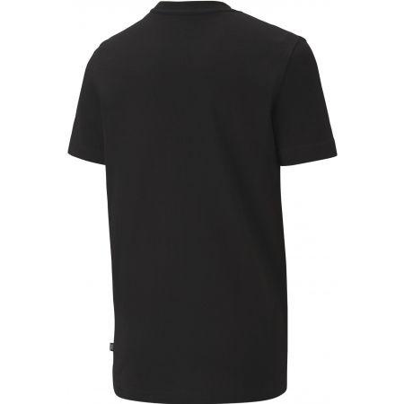 Мъжка тениска - Puma ESS LOGO TEE B - 2