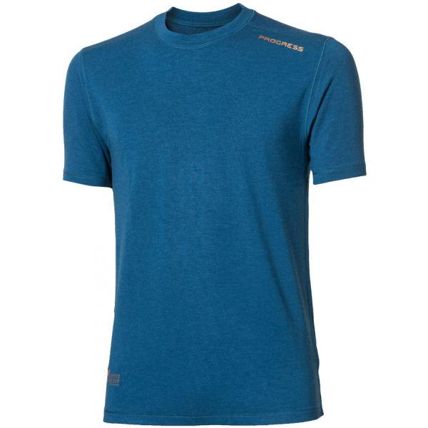 Progress CC TKR  M - Pánské funkční triko s krátkým rukávem