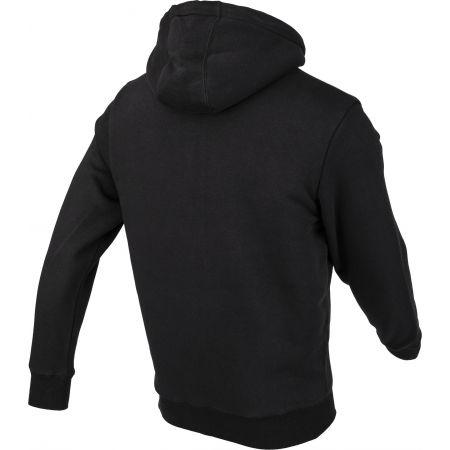 Men's hoodie - Russell Athletic FULL ZIPP HOODY SWEATSHIRT - 3