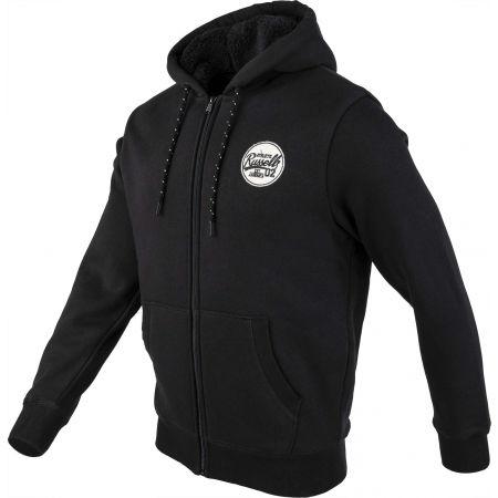 Men's hoodie - Russell Athletic FULL ZIPP HOODY SWEATSHIRT - 2