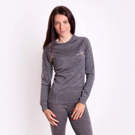 Women's functional T-shirt - Progress MB TDRZ - 4