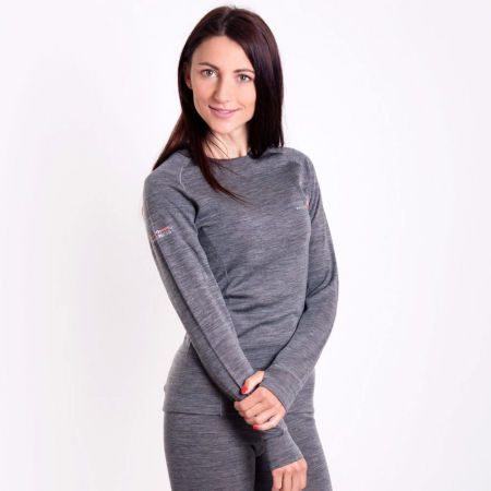 Women's functional T-shirt - Progress MB TDRZ - 5