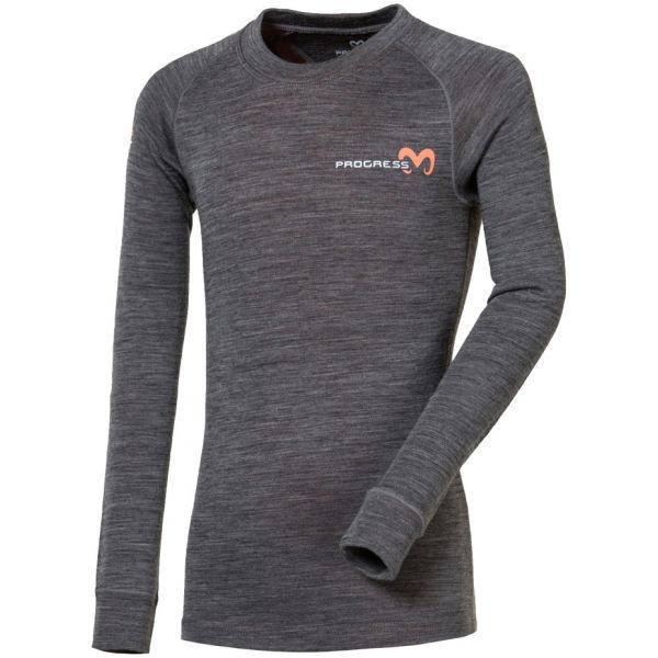 Progress MB TDRD  128-132 - Detské termo tričko s dlhým rukávom