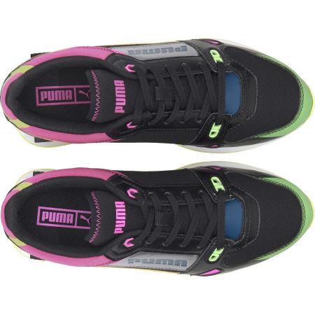 Dámské volnočasové boty - Puma MILE RIDER SUNNY GATAWAY WNS - 4