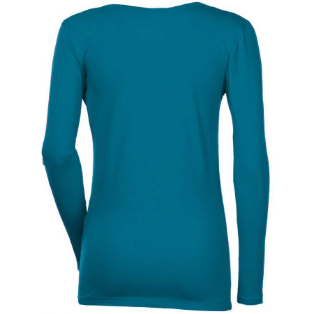 Dámské triko s dlouhým rukávem - Progress OS SONJA MAPLE - 2