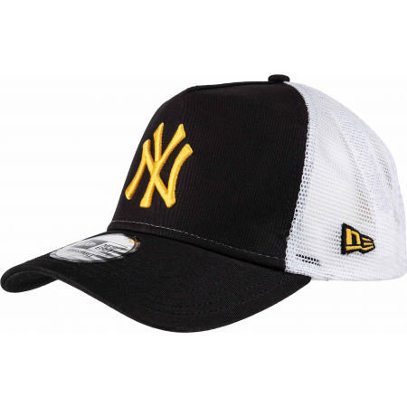 New Era 9FORTY AF TRUCKER MLB ESSENTIAL NEW YORK YANKEES - Dámská kšiltovka
