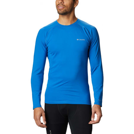 Columbia OMNI-HEAT 3D KNIT CREW II - Men's base layer top