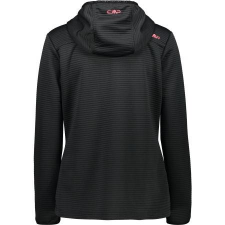 Women's sweatshirt - CMP WOMAN JACKET - 2