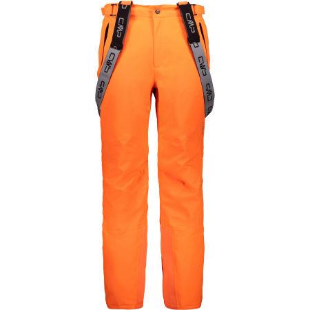 Pánské lyžařské kalhoty - CMP MAN SALOPETTE - 1