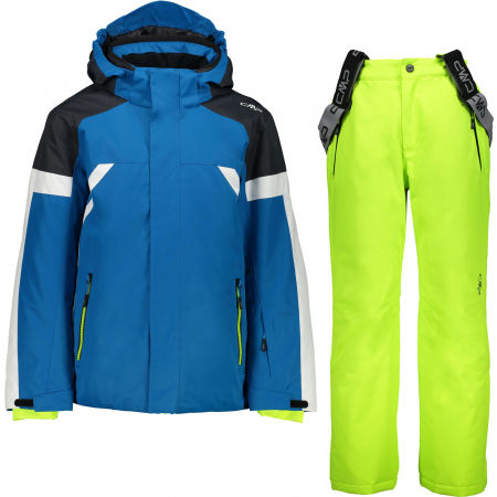CMP KID SET - Boys' skiing suit