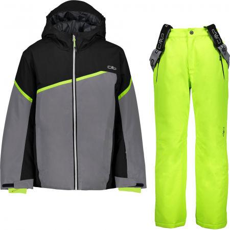 CMP KID SET - Zestaw narciarski chłopięcy