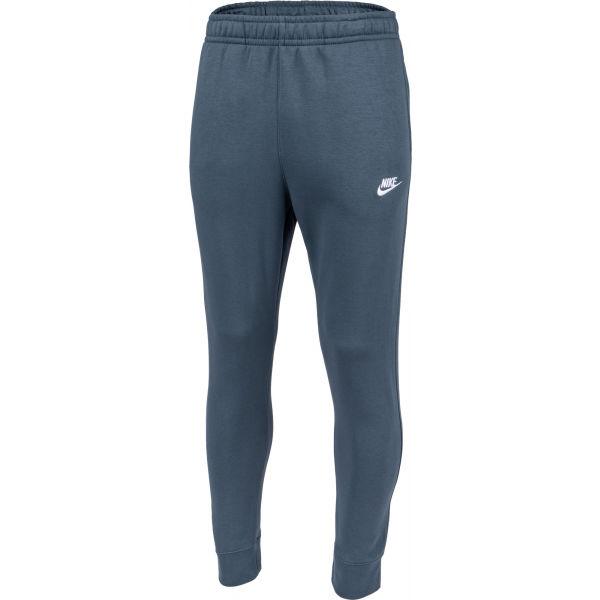 Nike SPORTSWEAR CLUB tmavě zelená S - Pánské tepláky