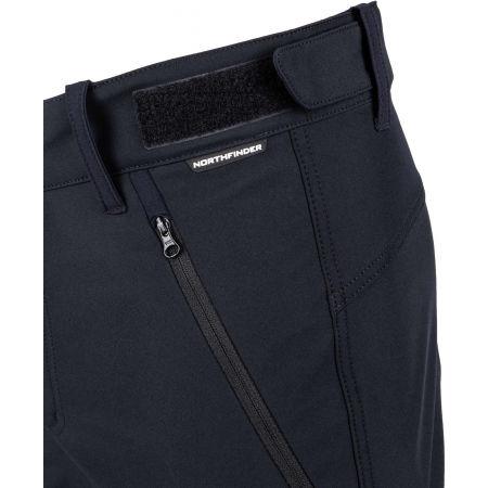 Softshellové pánské kalhoty - Northfinder VINSTOR - 4