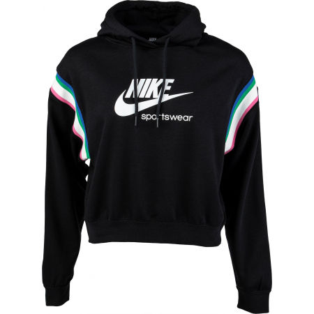 Ladies' Hoodie - Nike NSW HRTG PO HOODIE W - 1