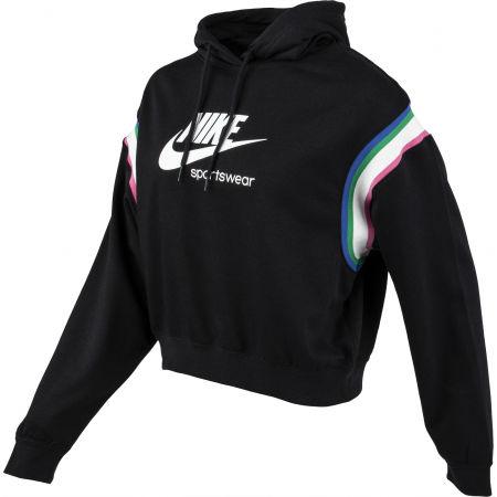 Ladies' Hoodie - Nike NSW HRTG PO HOODIE W - 2