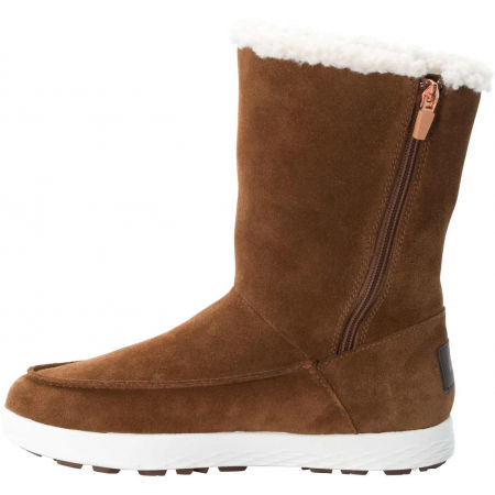 Women's winter shoes - Jack Wolfskin AUCKLAND WT TEXAPORE BOOT H W - 4
