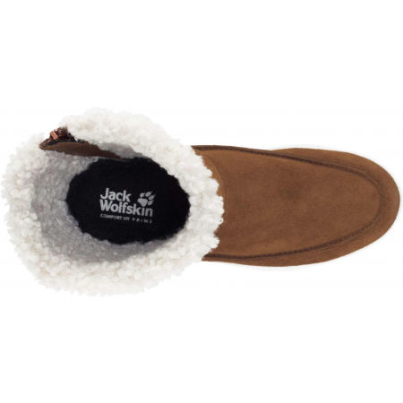 Women's winter shoes - Jack Wolfskin AUCKLAND WT TEXAPORE BOOT H W - 5