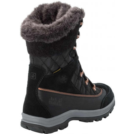 Women's winter shoes - Jack Wolfskin ASPEN TEXAPORE HIGH W - 2