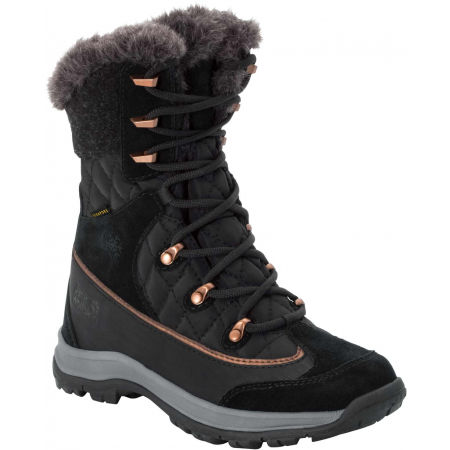 Women's winter shoes - Jack Wolfskin ASPEN TEXAPORE HIGH W - 1