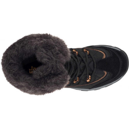 Women's winter shoes - Jack Wolfskin ASPEN TEXAPORE HIGH W - 5