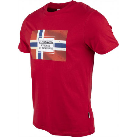 Men's T-Shirt - Napapijri SERA SS - 2