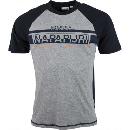 Men's T-Shirt - Napapijri SIRILO - 1