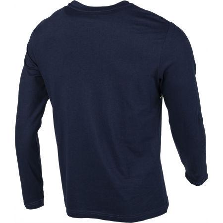 Мъжка блуза с дълъг ръкав - Lotto LOGO IV TEE LS JS - 3
