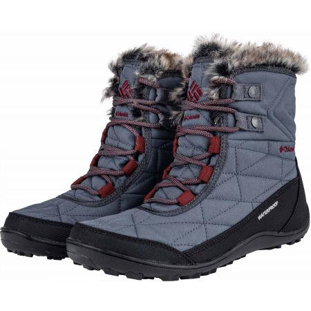 Dámska zimná obuv - Columbia MINX SHORTY III - 2